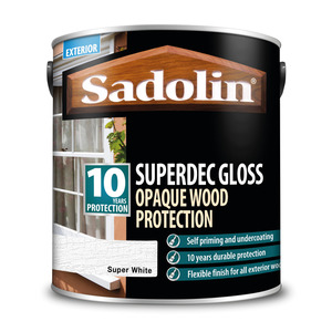Sadolin Superdec Gloss Super