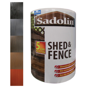 Sadolin Shed And Fence Protection