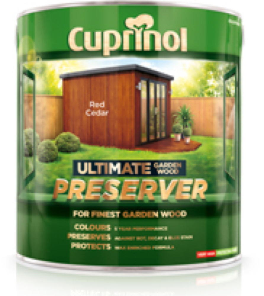 Cuprinol Trade Ext Wood Preserver