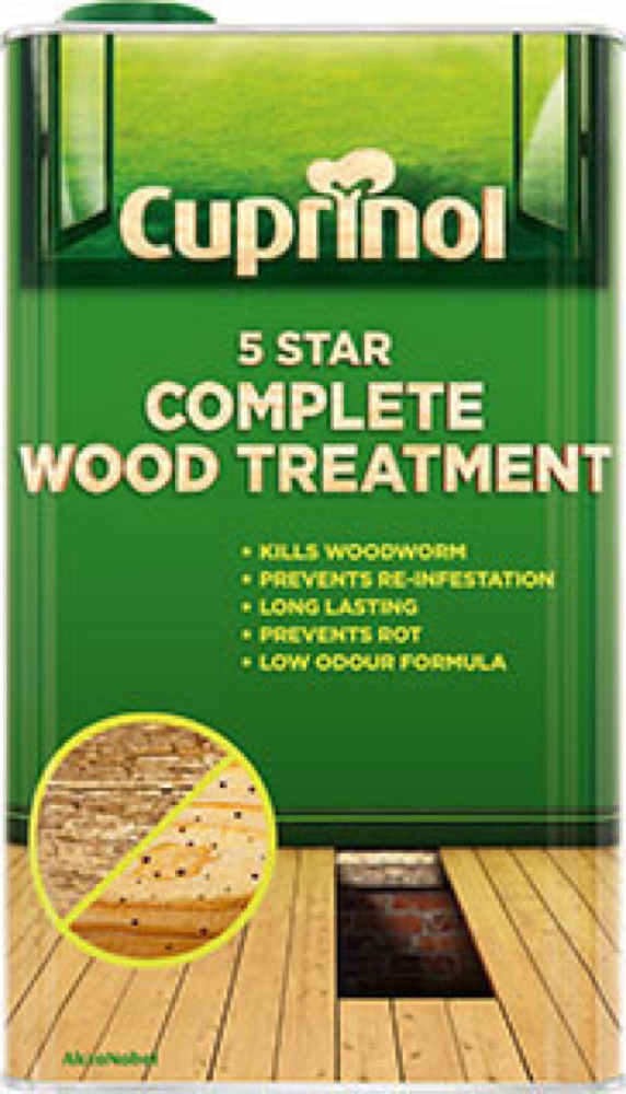 Cuprinol Trade Star Wood Treatment