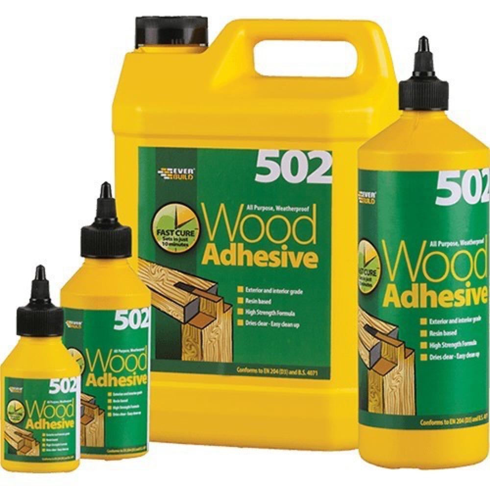 Wood Adhesive 1L 502