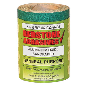 Redstone Abrasives Green Grit P80 (5M)