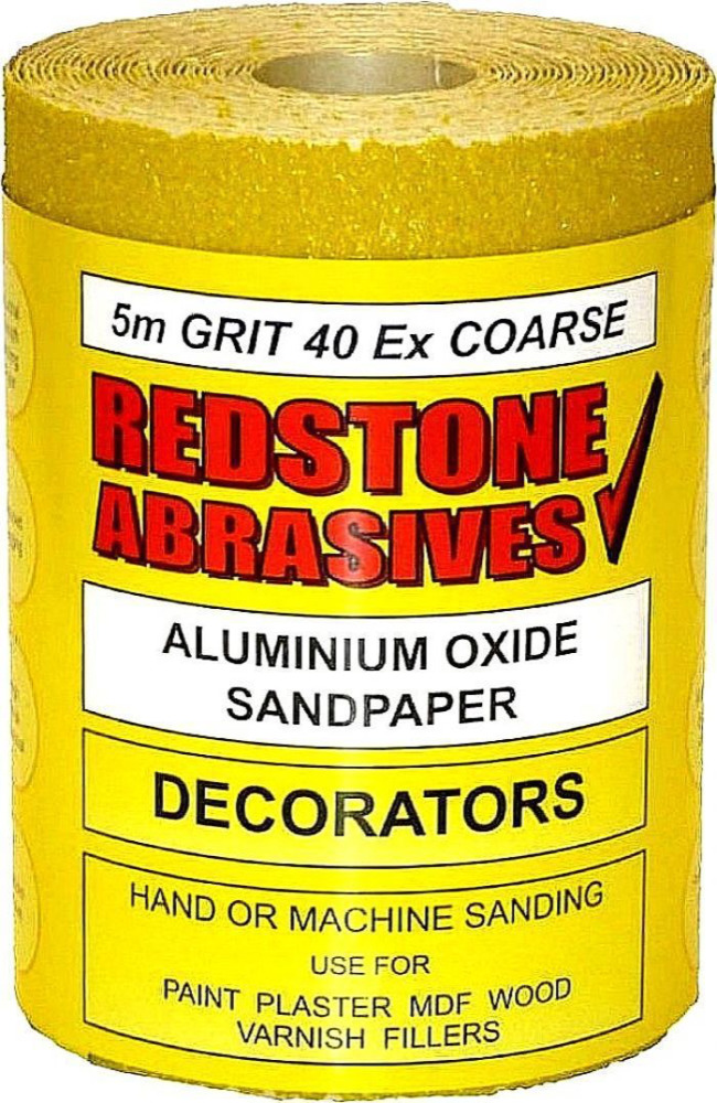 Redstone Abrasives Yellow Grit