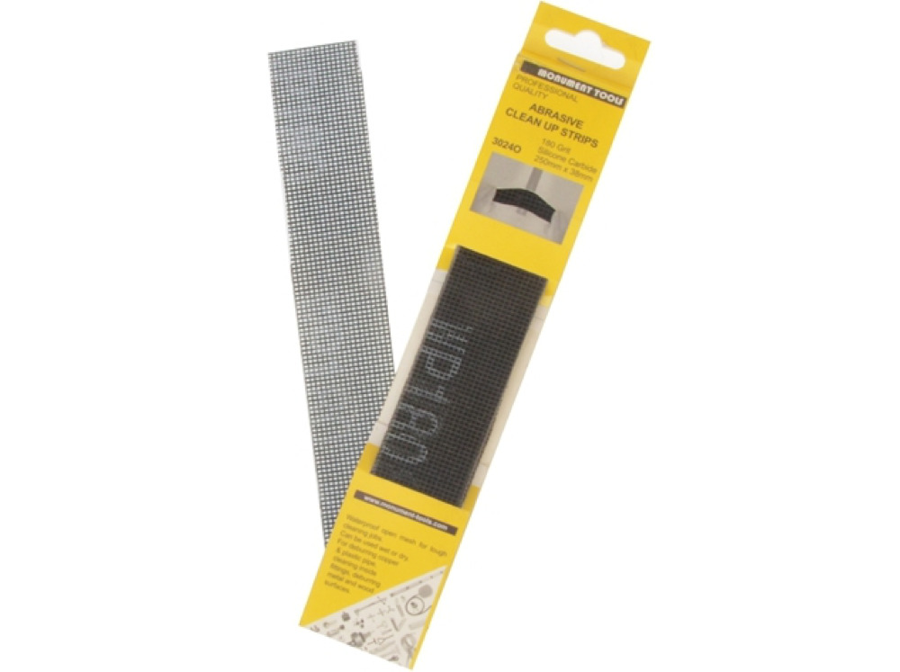 Monument Abrasive Clean-Up Strips