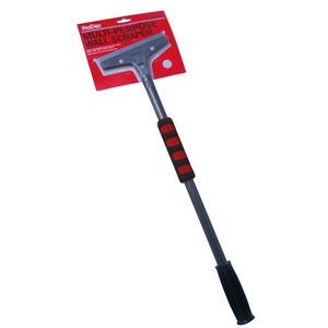 Heavy Duty Wall Scraper Long Handle