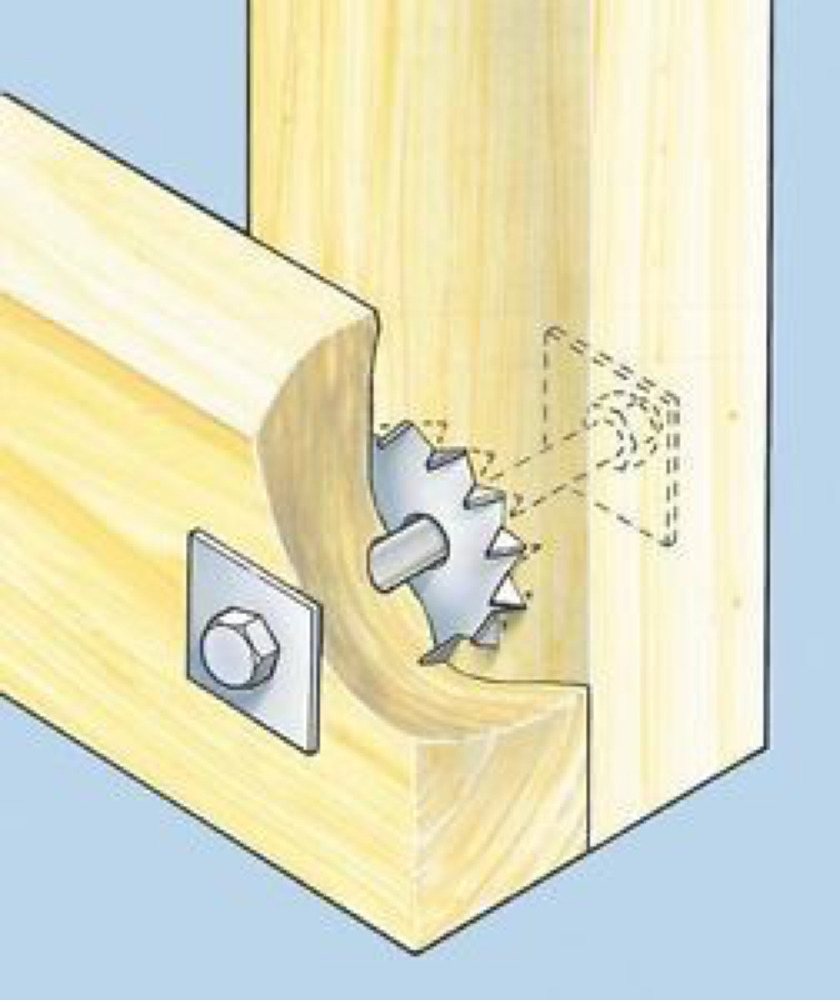 Bulldog Timber Connectors