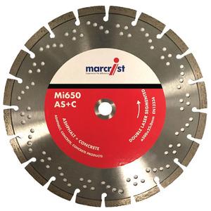 Marcrist As+c Asphalt Blade