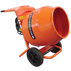 Mini-Mix Cement Mixer