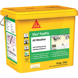 Sika All Weather Paving Joint Compound Buff