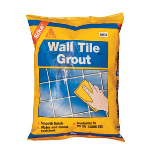 Sika Wall Tile Grout 3KG