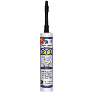 CT1 Black C-Tec Sealant Adhesive