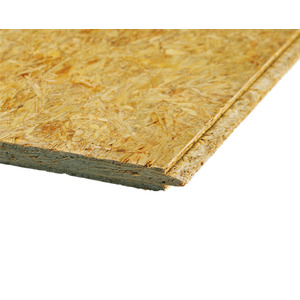 Osb-3 Tongue And Groove Flooring 2400x590mm T&G4