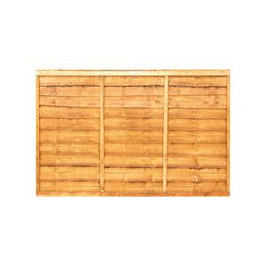 1.83M X 1.22M Grange Lap Fence Panel