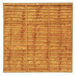 1.83M X 1.83M Grange Lap Fence Panel