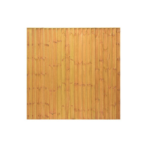 1.83M X 1.83M Feather Edge Fence Panel