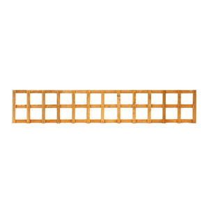 1800mm X 300mm Fence Trellis