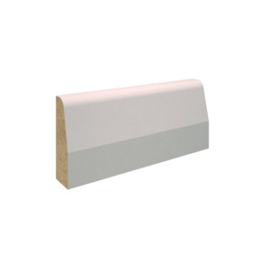 4.4M Length 14mm X 45mm MDF Chamfered Architrave