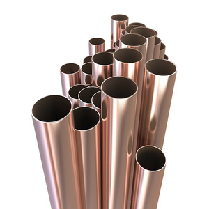 76mm X 3M Plain Copper Tube Table X Per M