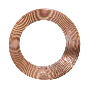 6mm X 25M Soft Copper Tube Table W Per M