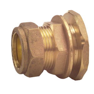 H&B Compression 22mm H321 Tank Connector