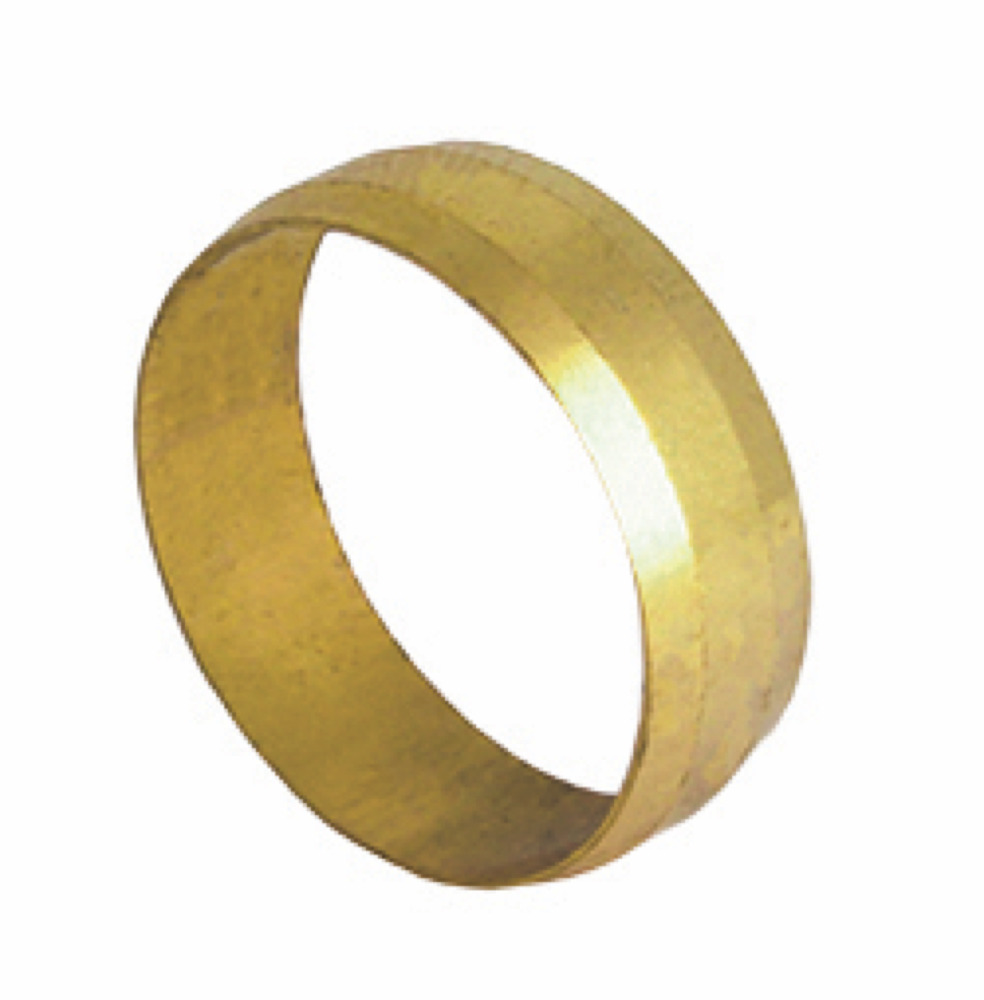H&B Compression 22mm H65 Brass Olive