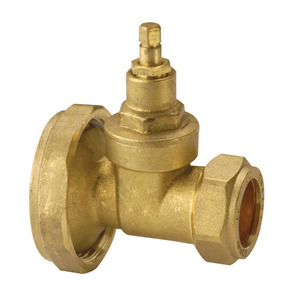 Handb Gate Type Pump Valve