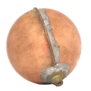 Copper Float