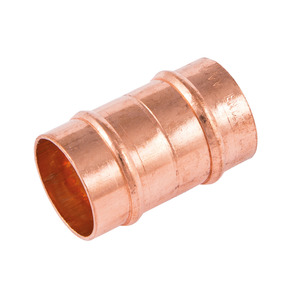 15mm HB1 H&B Solder Ring Straight Coupling