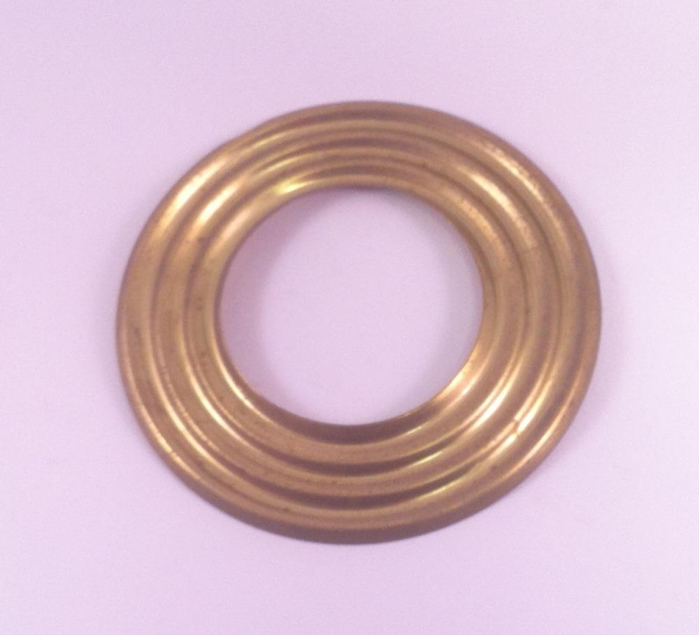 Brass Taylor Ring