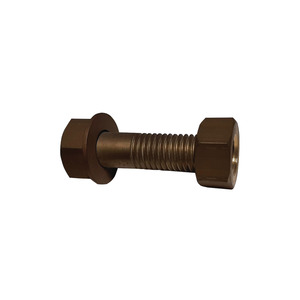 Brass Bolt Nut And Washer