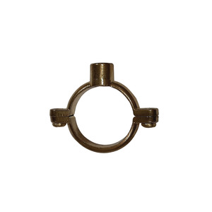 28mm X 10mm Brass Single Ring Clip 47M 107M