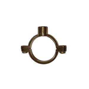 35mm X 10mm Brass Single Ring Clip 47M 107M