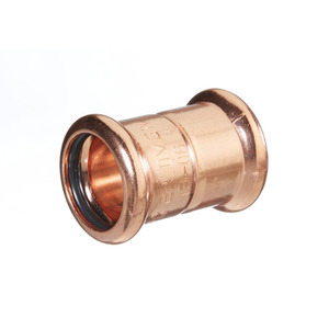 15mm MP1 Mpress Copper Coupling