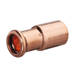 35x28mm MP6 Mpress Copper Reducer
