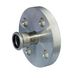 Mpress Stainless Steel Flanged Coupling