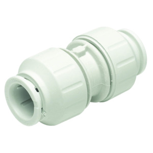 Speedfit 15mm PEM0415W Straight Connector