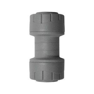 Polyplumb PB015 15mm Straight Coupling