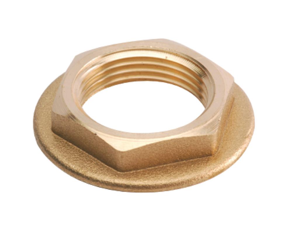 Brass Backnut