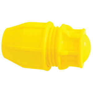 Philmac Yellow Gas End Cap