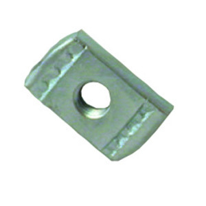 G49 M10 Plain Channel Nut NO Spring SZ1060/P