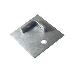 Single Base Plate Double Fix