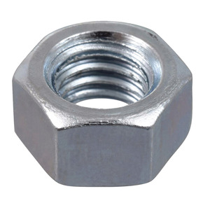 M10HN Hex Nuts 10mm BZP