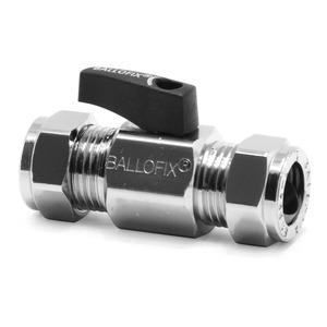 Ballofix Copper To Copper Chrome Plate Plus Handle