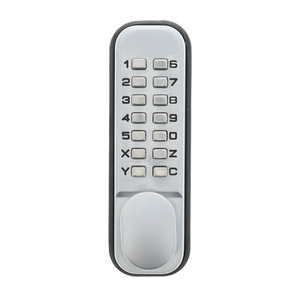 Satin Digital Door Lock