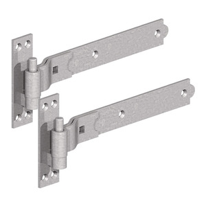 Gate Hinge Pair