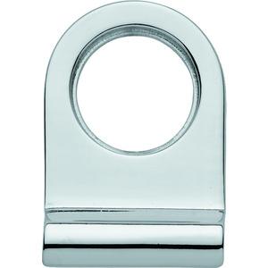 Polished Chrome Rim Cylinder Pull