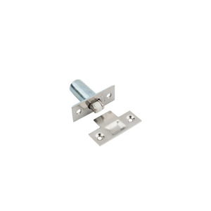 Adjustable Roller Catch Chrome Plated