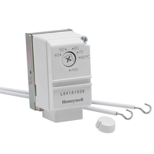 Honeywell vented cylinder thermostat