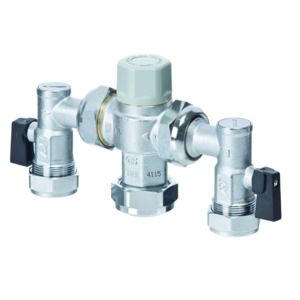 Altecnic Mixer And Isolator Valve