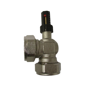Eres Angle By-Pass Valve